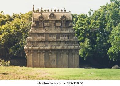 Temple of Mahabalipuram