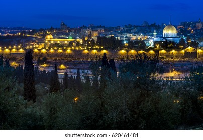Temple Mount and the Old City, Jerusalem