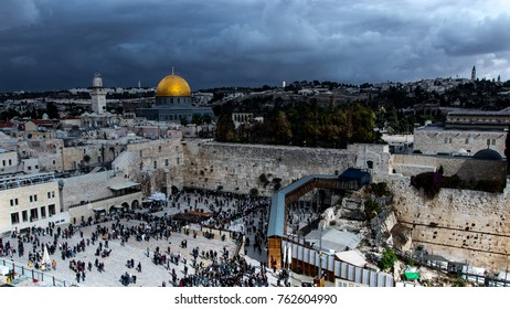 Temple Mount and the Western Wall