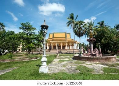 Temple near Tonle Bati, Cambodia