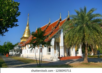 Temple in Northern of Thailand