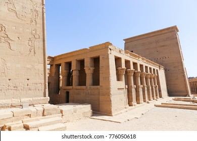 Temple of Philae Aswan - Egypt
