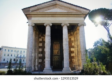 The Temple of Portunus (Italian: Tempio di Portuno) is an ancient building in Rome, Italy, the main temple dedicated to the god Portunus in the city