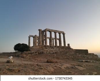 Temple of Poseidon Athens Greece
