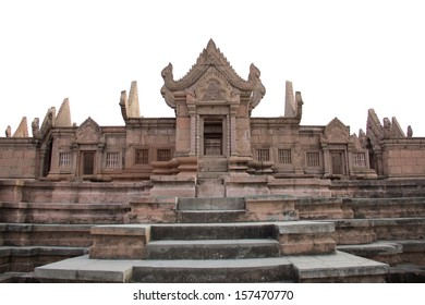 Temple of Preah Vihear Thailand, ancient city