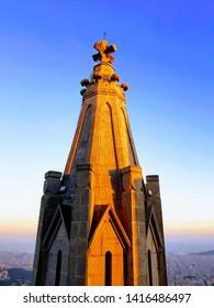 Temple of the Sacred Heart of Jesus (Temple Expiatori del Sagrat Cor)