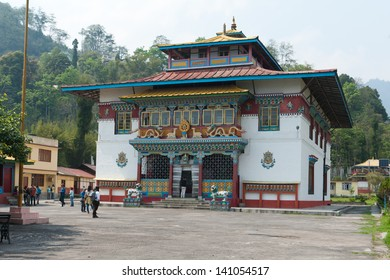 temple in sikkim , India