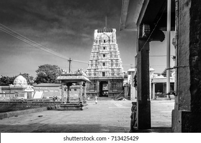 A Temple in South India