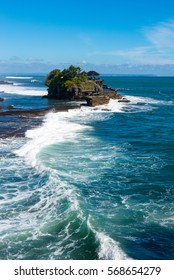"""Temple """"Tanah Lot"""" on the island of Bali, Indonesia"""