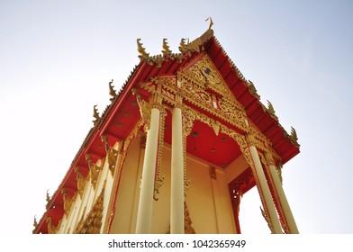 temple thailand in wat