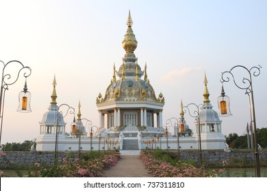 Temple in Thailand,Buildings