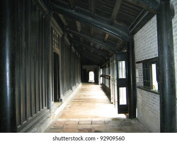 Temple in Vietnam.