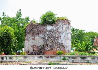 Temple: Wat Phra Si Sanphet at Phra Nakhon Si Ayutthaya, Thailand, Ancient, Traditional
