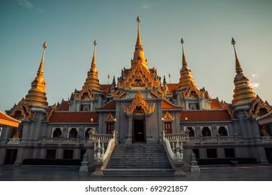 Temple Wat Thang Sai