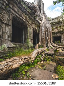 The Temple where Tomb Raider was filmed! Travel