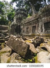 The Temple where Tomb Raider was filmed! Travel! Luxury! Dream! Overgrown!