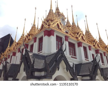 Temples in Bangkok are very fascinate to take a one day trip with 9 temples , Thai people believe that bring goodluck to them.