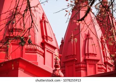 Temples at Haridwar