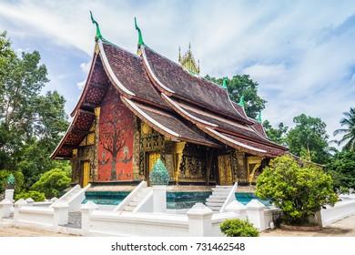 The temples of Luang Prabang