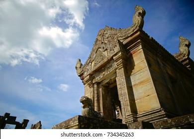 Temples in Preah Vihear