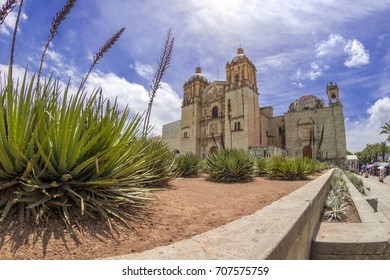 Templo de Santo Domingo de Guzman (Church of Santo Domingo), Oaxaca, Mexico.