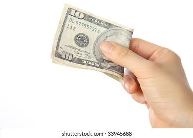ten dollars
