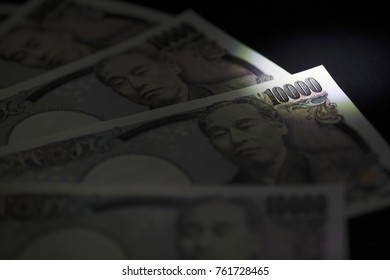 Ten thousand Yen Bill image