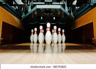 Indoor Bowling Images, Stock Photos & Vectors | Shutterstock