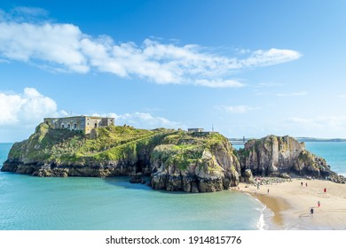 Tenby - a city in South West Wales.