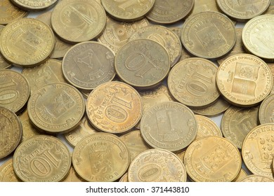 a ten-collectible coins
