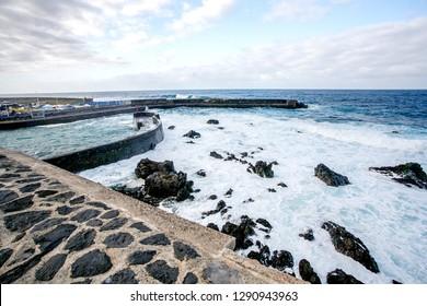 Tenerife Island, Canaries, Spain oceanfront