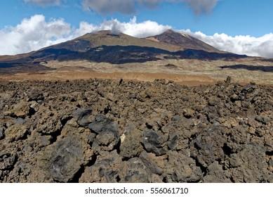 tenerife mountain landscape