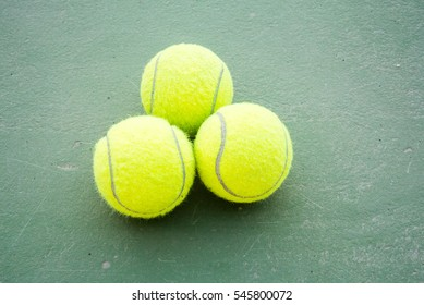 Tennis ball felt-covered rubber ball used in the game of tennis.