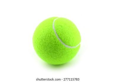 tennis ball as a part of sports equipment