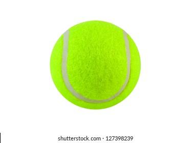 Tennis balls Used for training.
