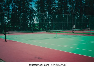 Tennis Court Images Stock Photos Vectors Shutterstock
