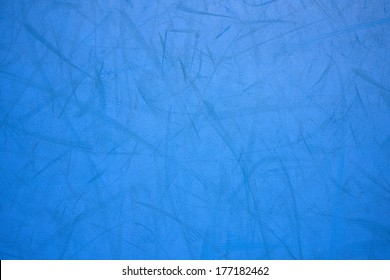 tennis court, surface blue background