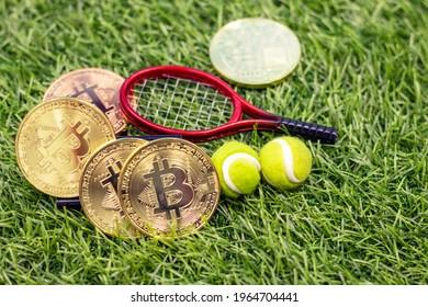 bitcoin tennis)