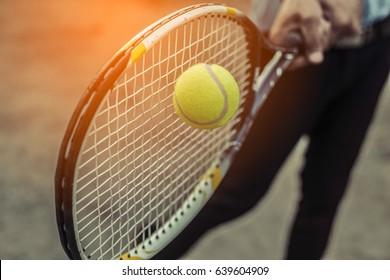 Tennis Sport Racket