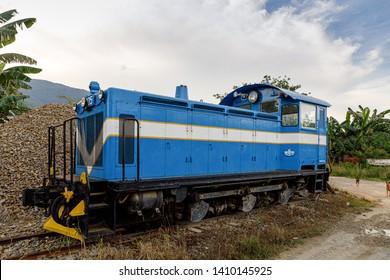 Imágenes, fotos de stock y vectores sobre Diesel Locomotive