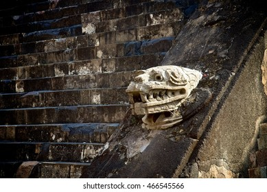 Teotihuacan Heritage in Mexico