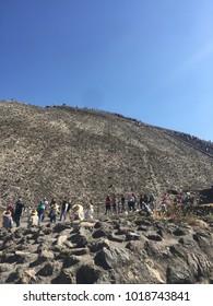 Teotihuacan In Pyramid