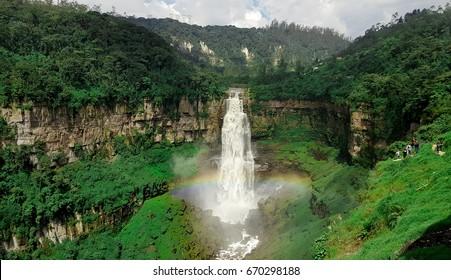 Tequendama waterfall (Salto del tequendama)