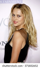 """Teresa Palmer at the Los Angeles Premiere of """"The Vow"""" held at the Grauman's Chinese Theater, California, United States on February 6, 2012."""