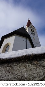 Terfens, Tyrol, Austria near Schwaz and Innsbruck, church
