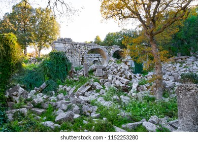 Termessos is one of Turkey's best preserved ancient cities and most outstanding archaeological sites. It lies 30 kilometers to the north-west of Antalya.