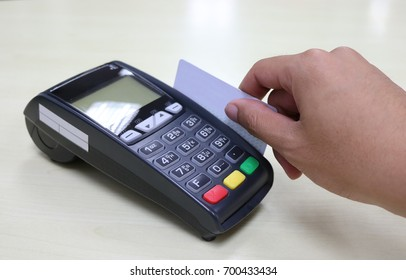 Terminals Business Support for Debit Credit Card Users Supports Multiple Currencies