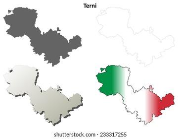 Province Of Terni Images Stock Photos Vectors Shutterstock