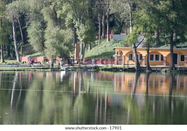 Terrace on the Lake