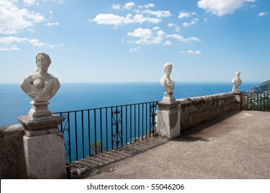 Terrace to the sea
